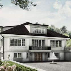 Rüschlikon, Villa Säumerstrasse